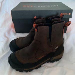 Merrell Polarand Rove Pull Waterproof Boots